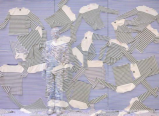 10 художников, создающих оптические иллюзии. Изображение №25.