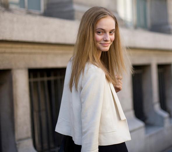 Street Style: Paris Fashion Week. Изображение № 7.