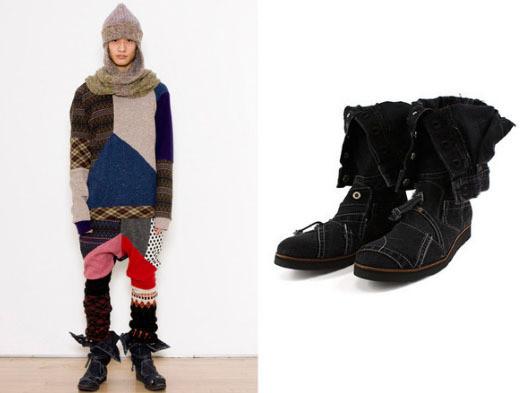 Изображение 11. Fashion-авангард из разных стран.. Изображение № 10.