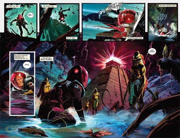 Что читать: 10 новых комиксов. Изображение № 21.