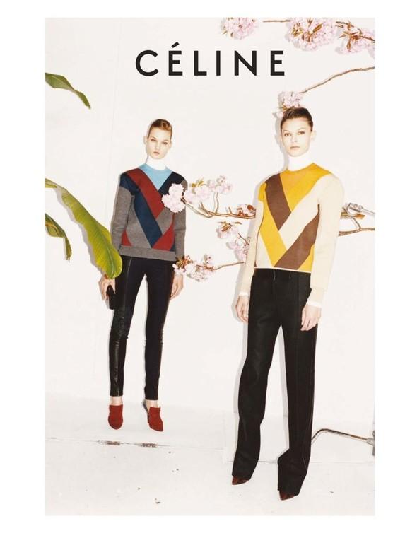 Кампания: Celine FW 2011. Изображение № 2.