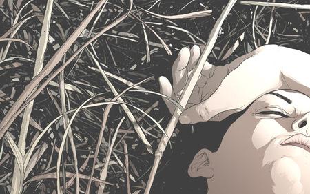 Чернильно-кофейные призраки Мэтью Вудсона. Изображение № 17.