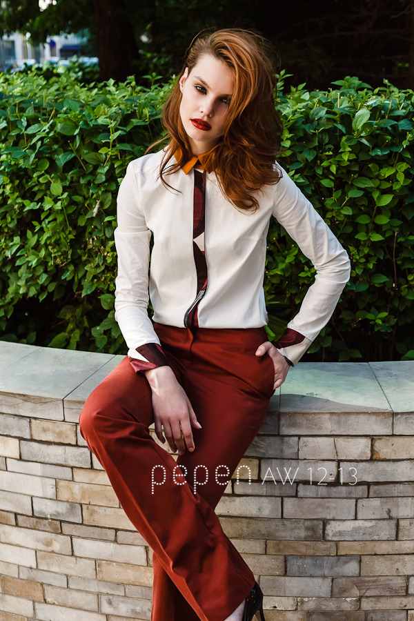 PEPEN, collection AW 12 - 13. Изображение № 15.