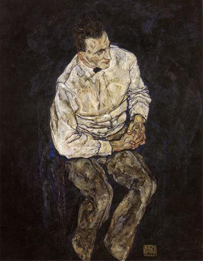 Эгон Шиле. Эротика вискусстве живописи ирисунка. Изображение № 21.