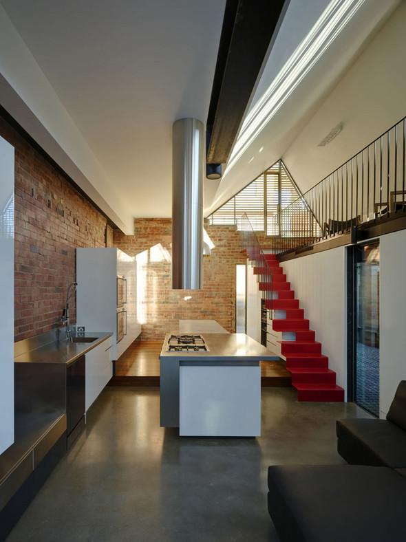 Vader house Andrew Maynard Architects. Изображение № 6.