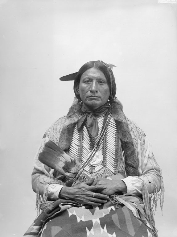 Американские индейцы. Изображение № 17.
