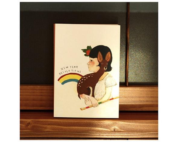 """Дневник """"Люси и радуга"""", 1190 руб.. Изображение № 34."""