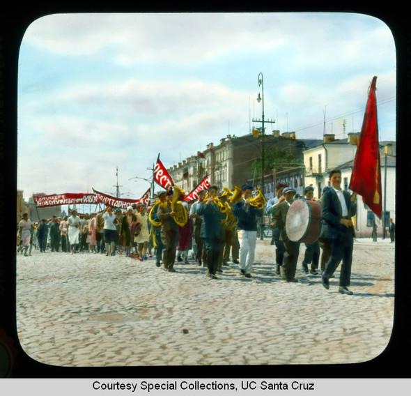 Изображение 23. Москва в цвете 1920-30х годов.. Изображение № 21.
