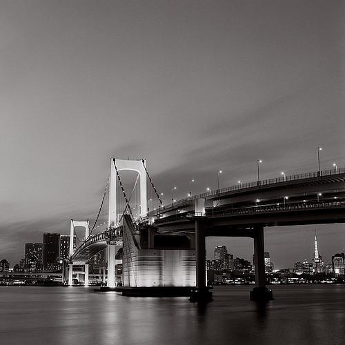 20 черно-белых фотографий мостов совсего мира. Изображение № 4.