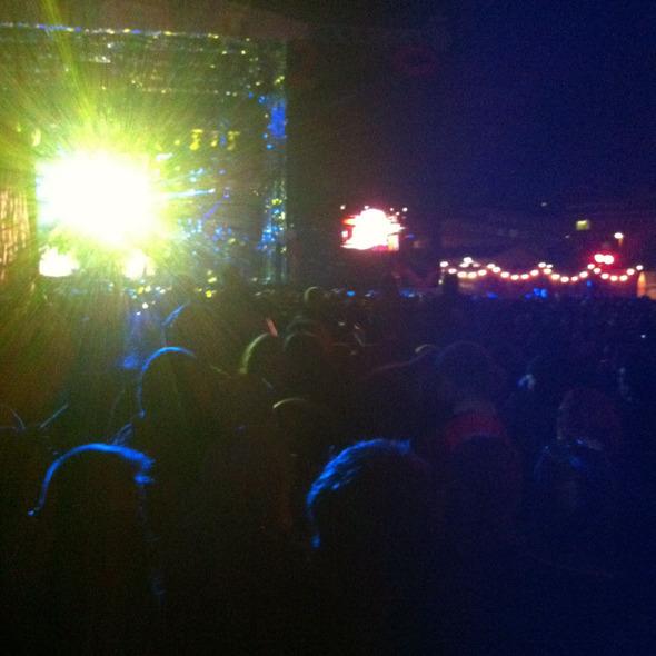 Дневник с фестиваля Flow: Бьорк, The Black Keys, сидр и танцы на электростанции. Изображение № 17.