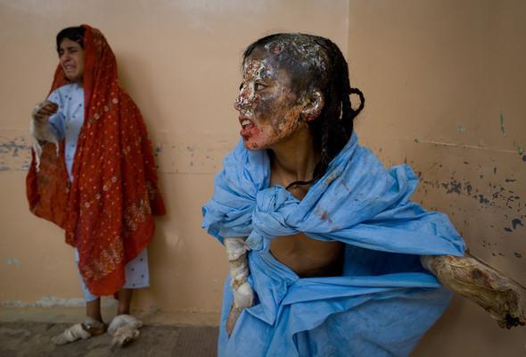 Афганистан. Военная фотография. Изображение № 144.
