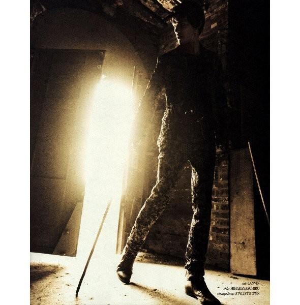 Изображение 23. Мужские съёмки: Industrie, Interview и другие.. Изображение № 33.