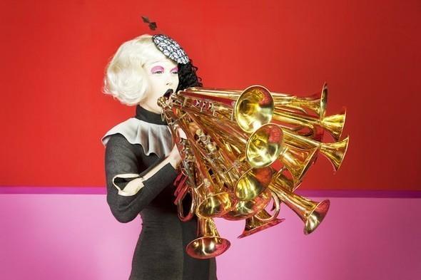 Madame Peripetie - Sylwana Zybura - или, наконец, Сильвана Зыбура: искусство не как у всех. Изображение № 46.