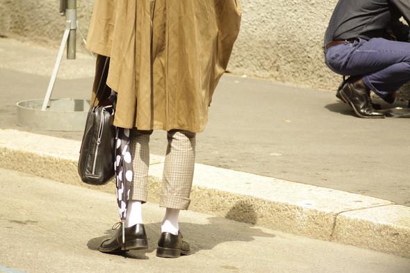 Изображение 22. Milan Fashion Week в деталях: день 1.. Изображение № 4.
