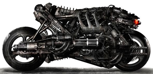 Terminator Salvation – Сoncept Art. Изображение № 4.