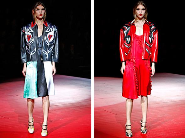 Последние показы на неделе моды в Париже. Изображение № 14.