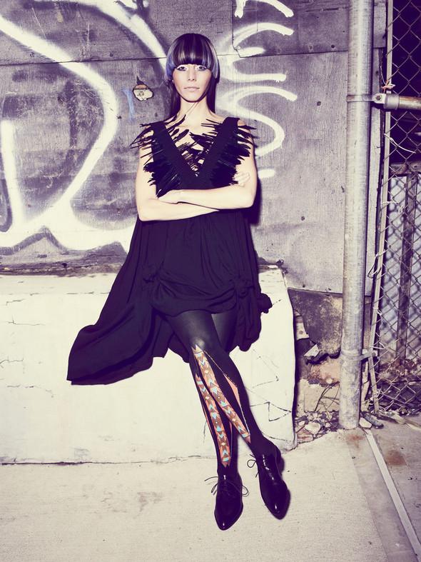Съёмка: Нью-йоркский стрит-стайл в Interview. Изображение № 1.