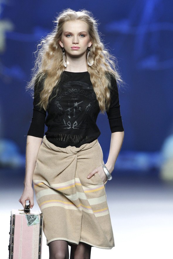 Madrid Fashion Week A/W 2012: Francis Montesinos. Изображение № 6.