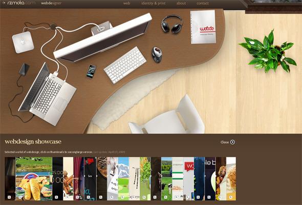 Подборка невероятных сайтов веб-дизайн студий. Изображение № 10.