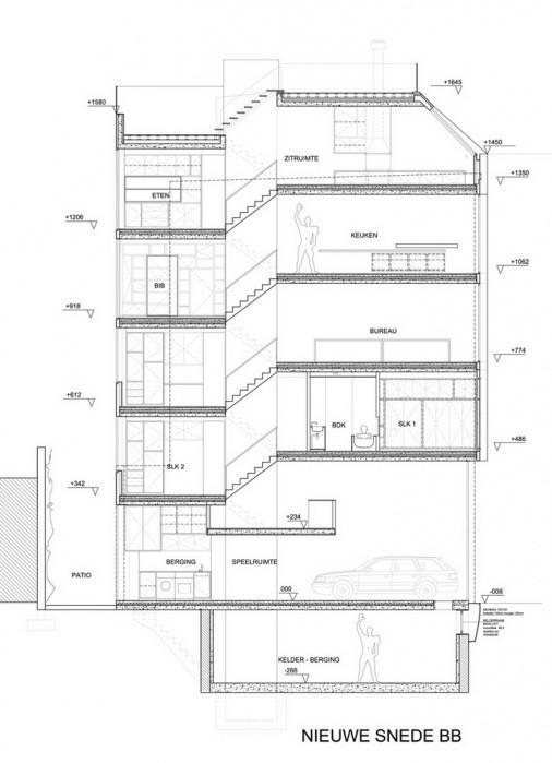 Дом для Архитекторов. Изображение № 21.