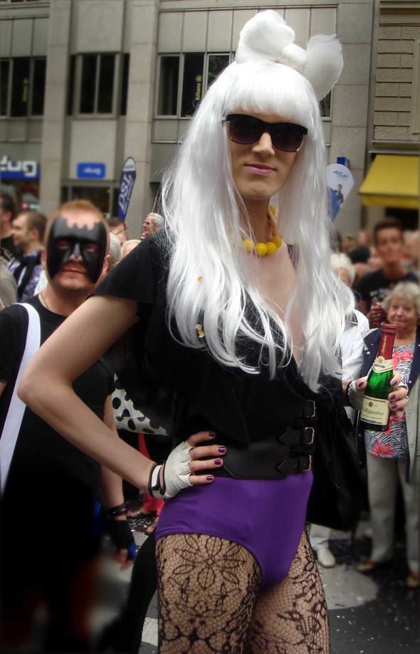 "Парад секс-меньшинств ""Cristopher Street Day"" вБерлине. Изображение № 6."