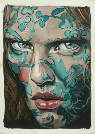 Belinda Eaton. Живые портреты. Изображение № 4.
