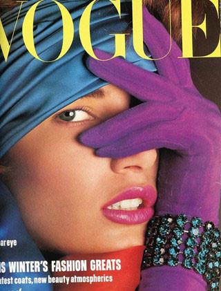 Калейдоскоп обложек Vogue. Изображение № 43.
