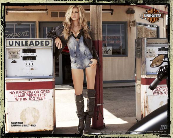 Harley Davidson: реклама легенды. Изображение № 41.