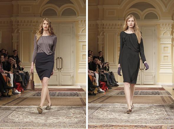 Изображение 3. A'la Russe FW 2011: пальто в пол и широкие брюки.. Изображение № 3.