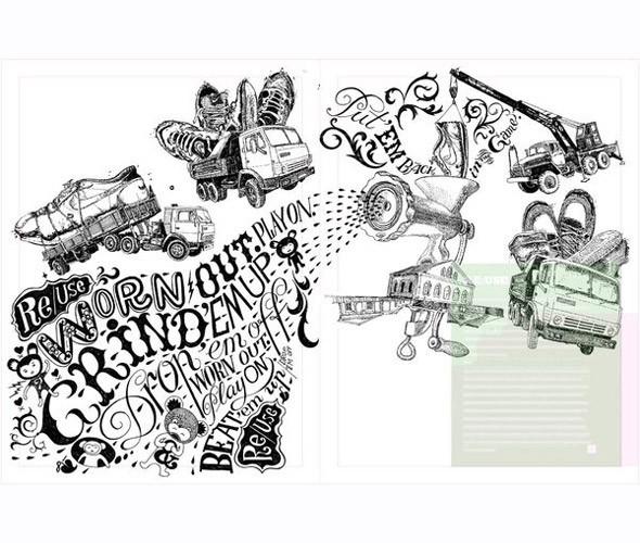 Личный опыт: 5 российских иллюстраторов, которые работают для зарубежных проектов. Изображение № 74.