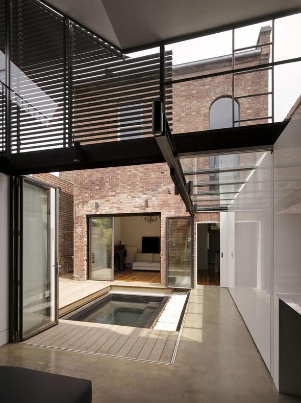 Vader house Andrew Maynard Architects. Изображение № 5.