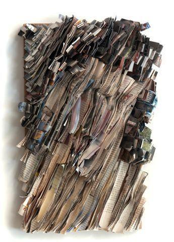 """Изображение 10. Выставка Кармель Илан в галерее """"Триумф"""".. Изображение № 3."""