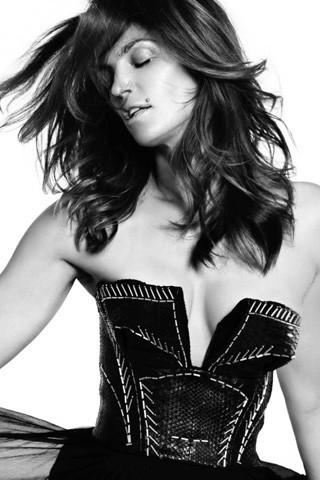 Cindy Crawford, Vogue Spain July 2009. Изображение № 8.