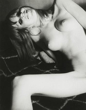 Части тела: Обнаженные женщины на фотографиях 50-60х годов. Изображение № 146.