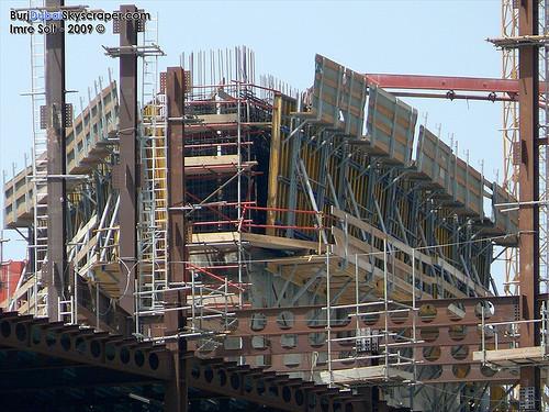 Дубайская башня- гигантский сталагмит. Изображение № 5.