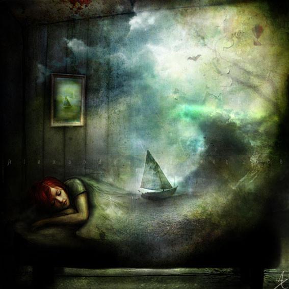 Мистический мир. Alexander Jansson. Изображение № 7.