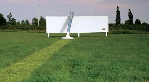 Гениальная outdoor-реклама. Изображение № 10.
