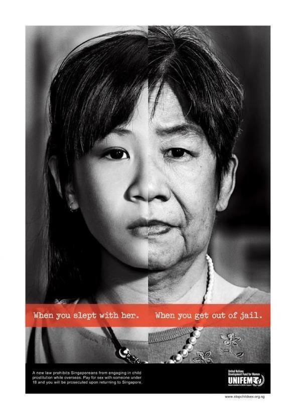 Изображение 21. Реклама против проституции.. Изображение № 14.
