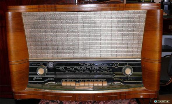 Радиоприемники в стиле ретро. Изображение № 44.