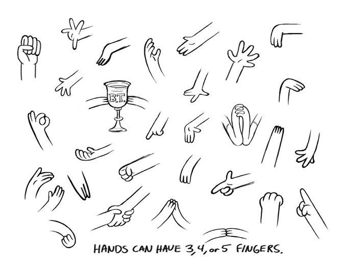 Опубликован мануал по рисованию героев Adventure Time . Изображение № 2.