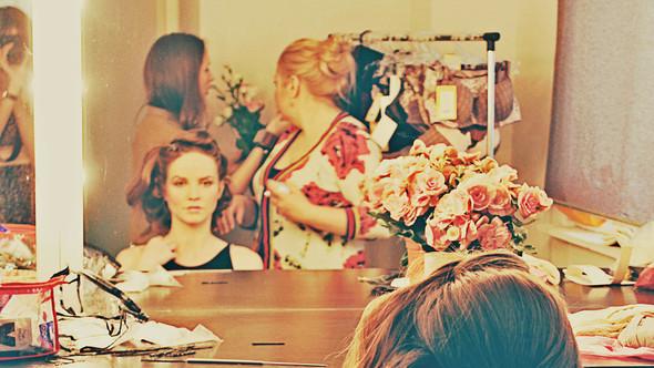 "Bakcstage бренда ""Rose&Petal"" AW-2012. Изображение № 16."
