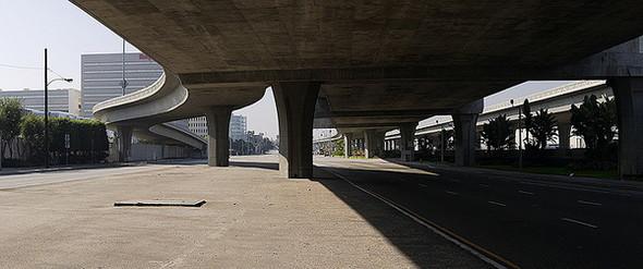 Мертвый город. Лос-Анджелес. Изображение № 6.