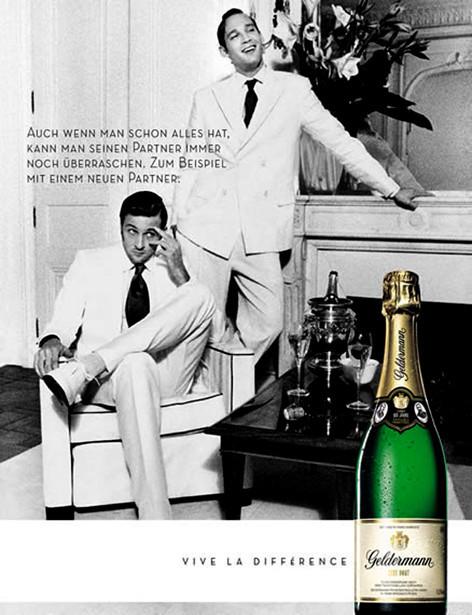 Однополая любовь в рекламе. Изображение № 13.