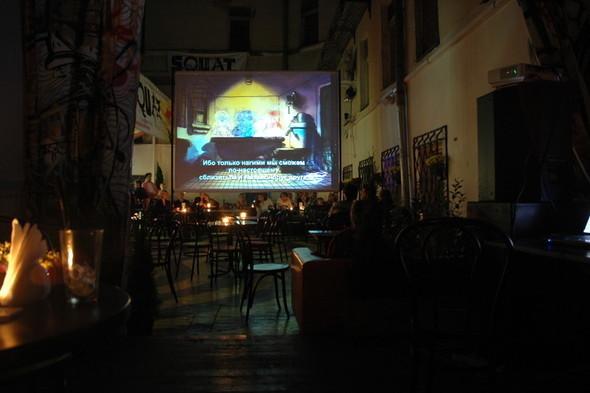 Волшебство и Кино&Гостиная. Изображение № 5.
