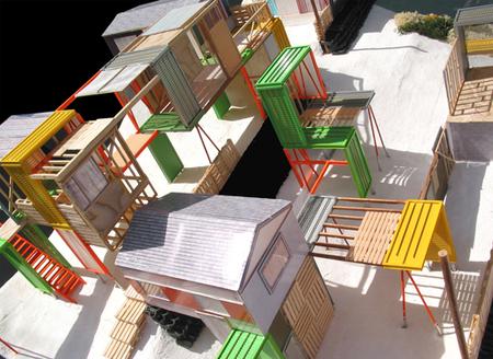 Архитектура вчерте бедности. Изображение № 2.