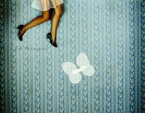 Потусторонний мир в фотографиях Julie de Waroquier. Изображение № 33.