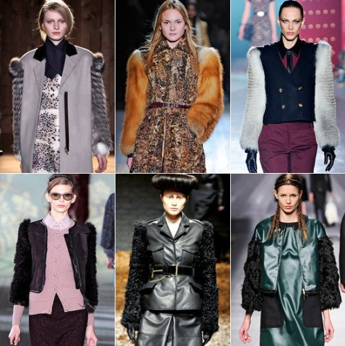 Модные пальто 2012: пять трендов. Изображение № 4.