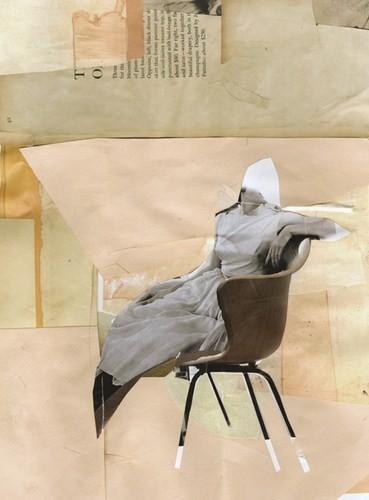 Изображение 6. Выставка: International Weird Collage Show.. Изображение № 6.