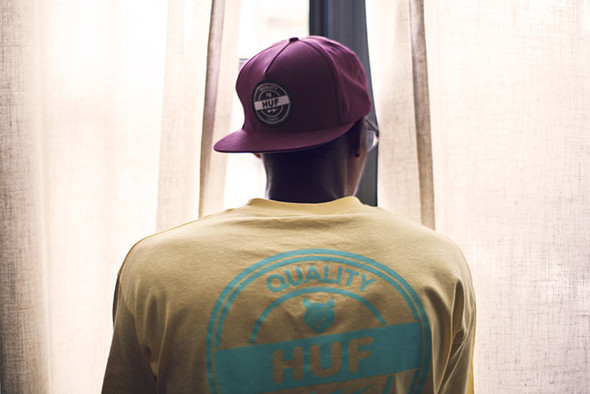HUF Summer 2012 Collection Lookbook. Изображение № 12.
