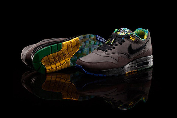 NIKE BLACK HISTORY MONTH PACK. Изображение № 7.